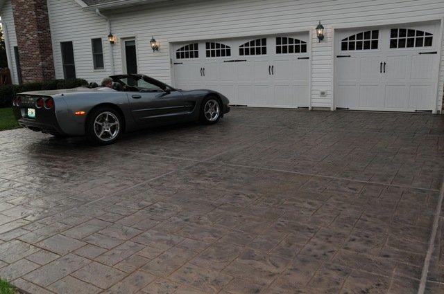 concrete driveway miami