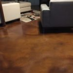 stained concrete mimami